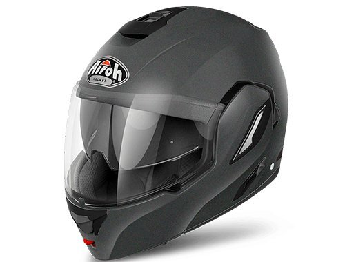 Casco modular Airoh Rev re29 Antracita Mate Talla S