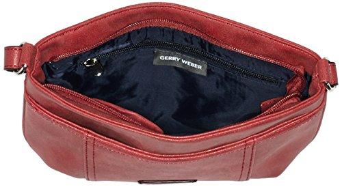 Gerry Weber Open Mind H, S 4080003665 Damen Schultertaschen 27x20x1 cm (B x H x T) Rot (red 300)