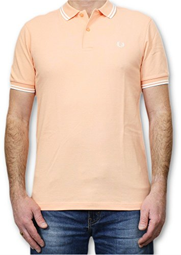 Fred Perry Herren Poloshirt Twin Tipped Shirt