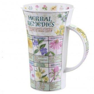 Dunoon en porcelaine en forme de tasse Glencoe - Herbal Remedies
