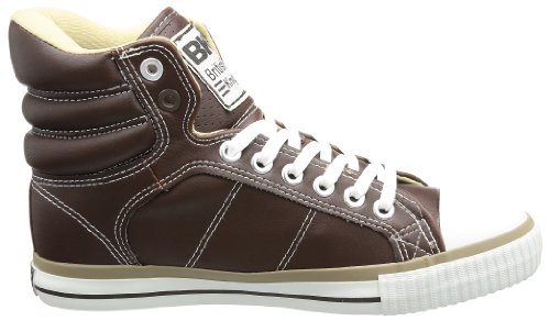 British Knights ATOLL, Sneaker uomo marrone (Braun (brown/crepe 2))