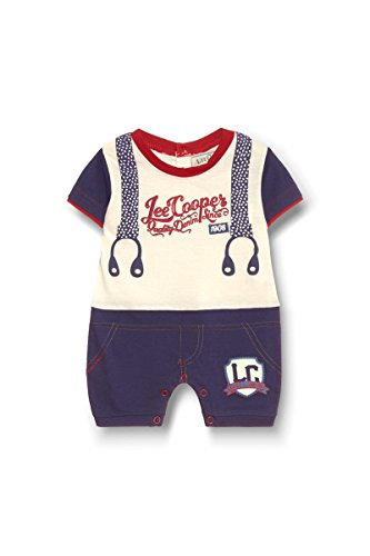 Lee Cooper - barboteuse - bébé garçon - bleu