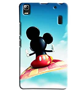 Expert Deal Best Quality 3D Printed Hard Designer Back Cover For Lenovo A7000