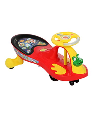 Mee Mee Baby Fun Racing Twister Scooter (Red)
