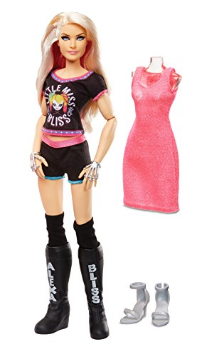 WWE FTD90 - Girls Superstar-Outfits Alexa Bliss