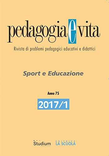 Pedagogia e Vita : Sport e Educazione