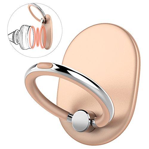 Telefon Handy Ring Halterung Handys Zubehör Ständer 360°drehbar Kickstand Finger Griff Halter für Tablets Smartphones