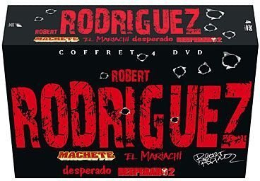 Robert Rodriguez Collection - 4-DVD Box Set ( Machete / Once Upon...