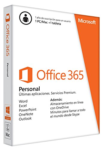 Microsoft Office Personal 32-Bit/x64 Software