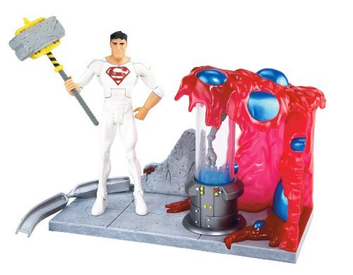 DC Universe Young Justice Superboy (Solar Suit) Figure by Mattel
