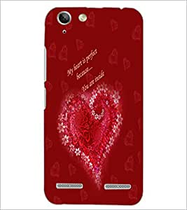 PrintDhaba Quote D-3192 Back Case Cover for LENOVO VIBE K5 PLUS (Multi-Coloured)