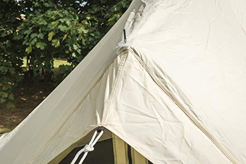 CanvasTentShop 4M Bell Tent Lite 6