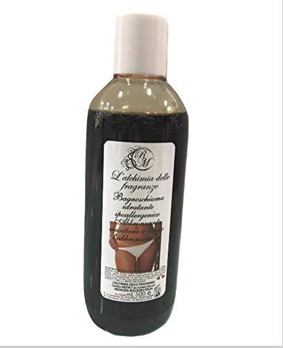 L'alchimia delle fragranze bagno doccia idratante ipoallergenico abbronzante mantiene a lungo l'abbronzatura 500ml