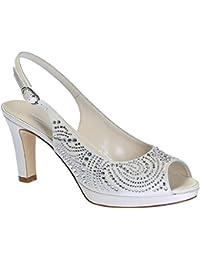 Amazon.it  scarpe sposa - 200 - 500 EUR   Scarpe da donna   Scarpe ... 210ff99910d