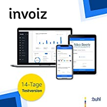 invoiz - Das Finanz- und Rechnungsprogramm für Selbstständige   14-Tage Testversion   Web Browser   Abonnement - Kostenlos testen