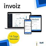 invoiz - Das Finanz- und Rechnungsprogramm f�r Selbstst�ndige | 14-Tage Testversion | Web Browser | Abonnement - Kostenlos testen Bild