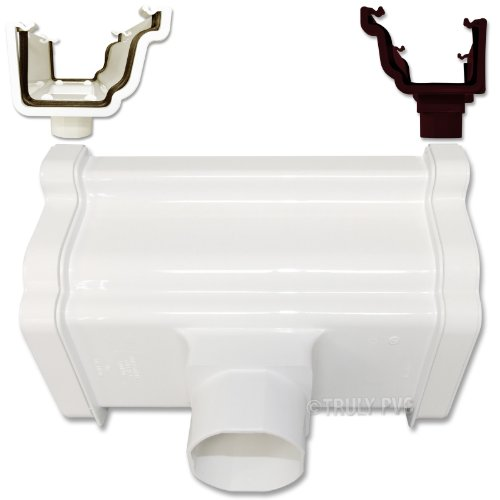 white-eurocell-rwko1-marshall-tufflex-conservatory-gutter-running-outlet-for-downpipe-drain-point