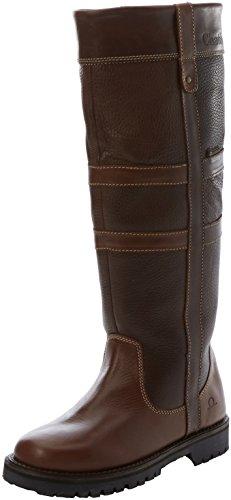 Melcombe Chatham Marrone Alti marrone Scuro Stivali Femminile 7qBfqa8w
