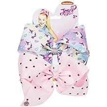 JoJo Arcos Rainbow UNICORN Edición Limitada JoJo Siwa Girls Arcos Accesorios para el Cabello Shimmer o
