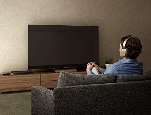 41SS b3KlnL - Sony UBP-X800M2 - Reproductor de BLU-Ray 4K UHD (Disfruta de la Mejor Calidad de Imagen y Audio de Alta resolución Desde Cualquier Fuente) Negro