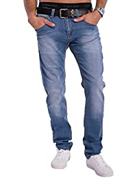 Hommes Jeans Tapered Fit KEITH Nr.1536