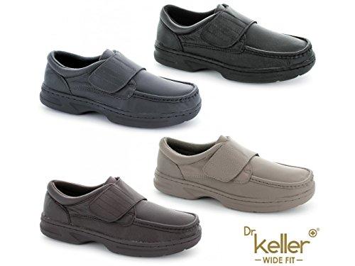 Dr Keller, Mocassini uomo Grigio grigio Grigio (grigio)