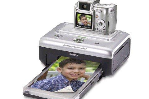 Kodak Easyshare Dock Serie 3 -Impresora Fotos compacta