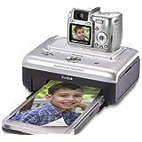 Kodak Easyshare Dock Serie 3 -Impresora de fotos compacta, color