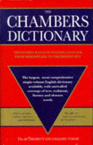 The Chambers Dictionary PDF Books