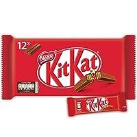 Kitkat 12-Piece 2 Finger Milk Chocolate Wafer Bar, 20.5 g