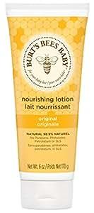 Burt's Bees Baby Bee Original Nourishing Lotion, 170 g
