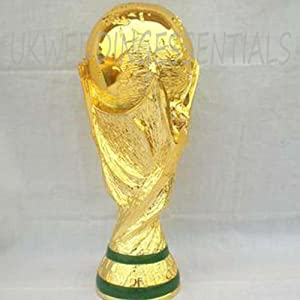 Full Sized 2kg Réplique Coupe du Monde de Football identique à l'original Neuf Cadeau
