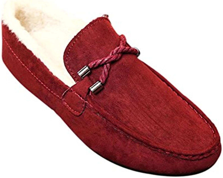 GUOPIN Sommer Handgemachte Leder Dicken Loch Schuhe Flache Unterseite weisshen Bequemen Herren Sandalen Atmungsaktiv
