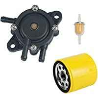 OxoxO 24 393 04-SBomba de combustible filtro de combustible para Kohler CH17-CH25