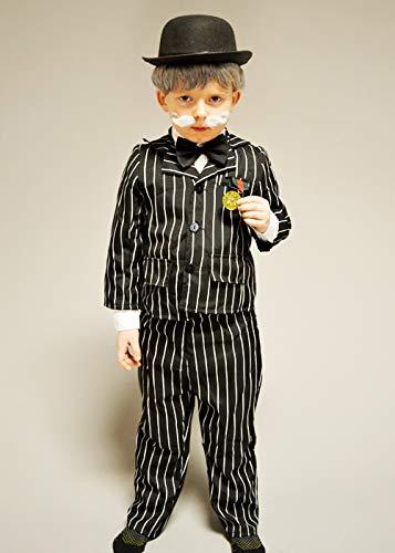 Magic Box Int. Watson Kostüm der Kinder Sherlock Holmes Medium (7-9 ()