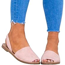 Sandalias Mujeres Verano Planas Zapatos Plataforma Bohemias Playa Mares Romanas Zapatillas Casual Elegante Alpargatas Negro Blanco