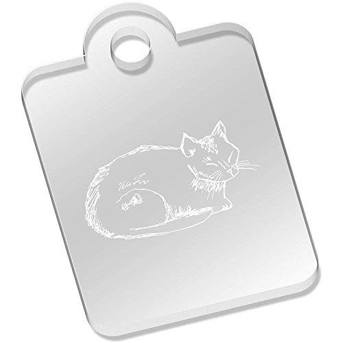 Preisvergleich Produktbild 'Schlafende Katze' Schlüsselanhänger (AK00004029)