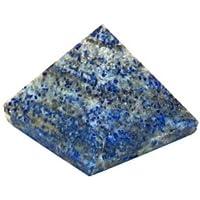 Healing Crystals India® Edelsteine Pyramidenförmig geschnitzt, echte natürliche Stücke, 1 Stück: 25–30mm preisvergleich bei billige-tabletten.eu