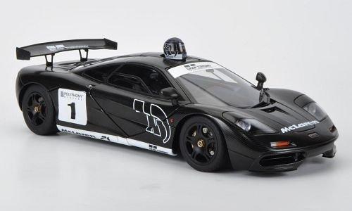 McLaren F1, No.1, Gran Turismo, 2010, Modellauto, Fertigmodell, AUTOart 1:18