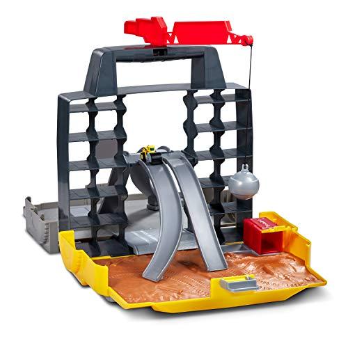 Tonka 59093 TINYS Unisex Infantil Vehículo de Juguete PLAYSSET, Multi, Uno