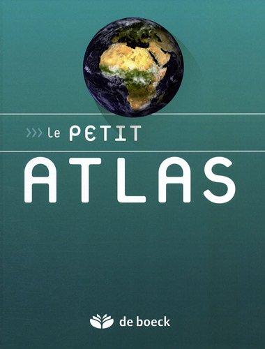 Le Petit Atlas par Jacques Charlier