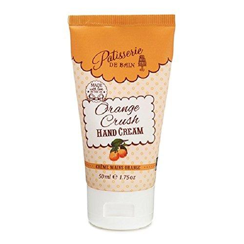 Rose et Co Patisserie de Bain Orange Crush à la main crème tube 50 ml
