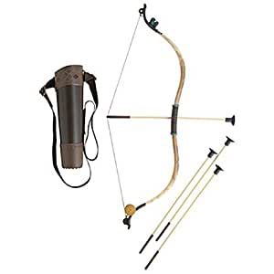 Disney Store Brave Merida Archery Bow and Arrow Costume Accessories Set by Disney TOY (English Manual)