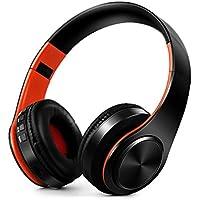 SHT Auricular Bluetooth 5,0, Auriculares inalámbricos Plegables Auriculares Bluetooth, Auriculares inalámbricos de