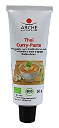 Arche Bio Thai Curry-paste, 50 G