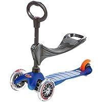 Micro Mobility MP32316 - Mini Micro 3 in 1, Blu
