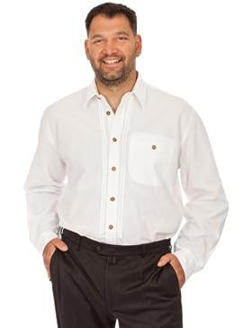 orbis Textil H106 - Trachten Hemd für Anzug