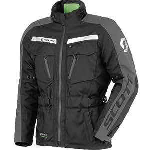 Scott distinct 2 gT veste de moto noir/gris taille xXL 58: