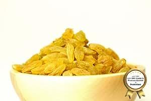 """Original Sultaninen – Naturbelassen - """"Premium Qualität"""" perfekt zum Backen, Perfekt zu Müsli und knabbern geeignet!!!*** - 1001 Frucht - EXCLUSIVE - Nüsse - Trockenfrüchte – Gewürze - 500 GR"""