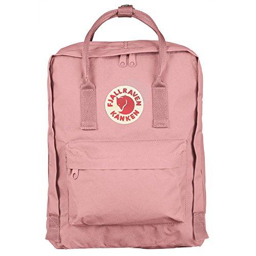 Fjällräven Kånken, Mochilla unisex, Rosa (Pink), Talla única (16L)